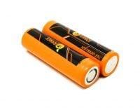 Orange ICR 18650 2500mAh Lithium-Ion Battery