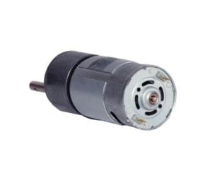 RS-37 RPM High Torque Side Shaft DC Geared Motor