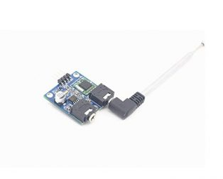 TEA5767 Video FM Module with Detachable Antenna