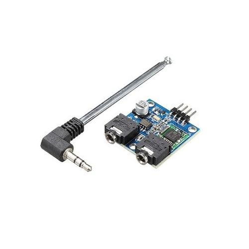 TEA5767 Video FM Module with Detachable Antenna