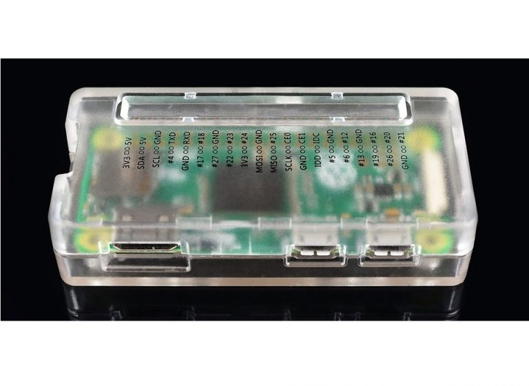 ABS Transparent Case for Raspberry Pi Zero