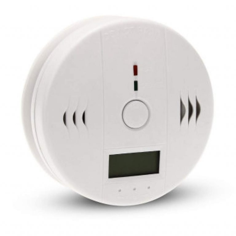 CO Gas Sensor Detector Carbon Monoxide Poisoning Alarm Detector