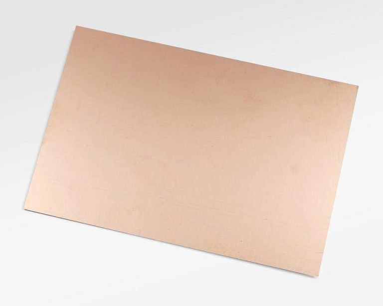 FR4 Copper Clad Plate Laminate Single Side PCB