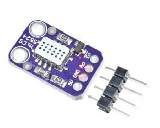 MICS-5524 Carbon Monoxide Hydrogen Methane Alcohol Gas Sensor Detection Module
