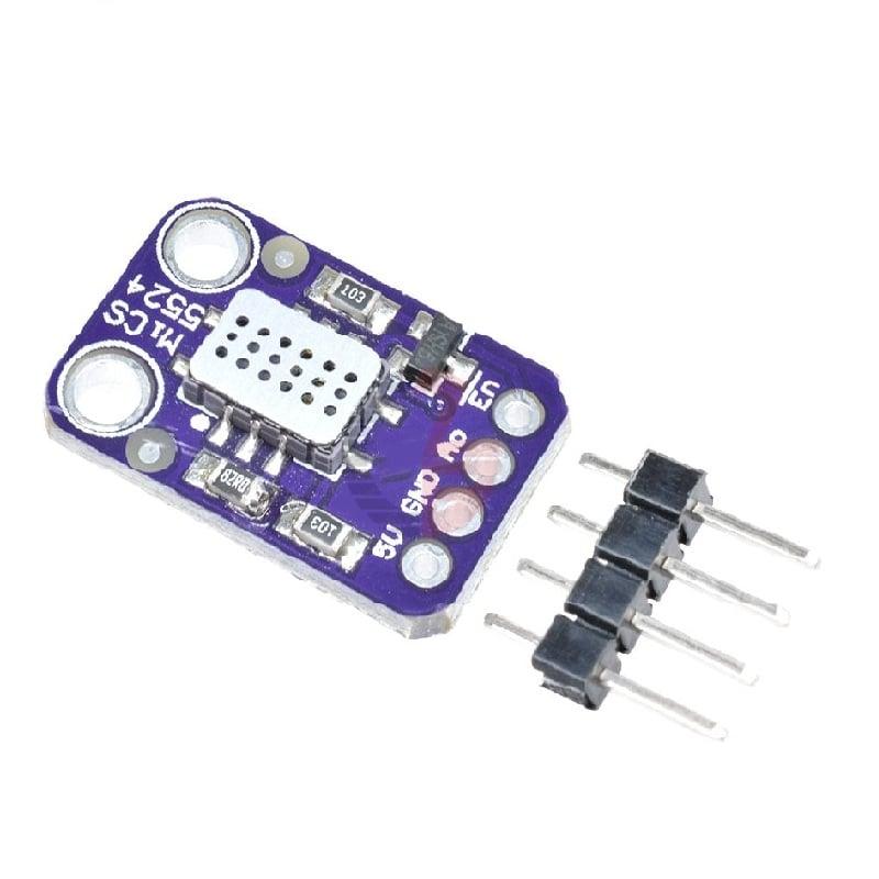 MICS-5524 Carbon Monoxide Hydrogen Methane Alcohol Gas Sensor Detection Module