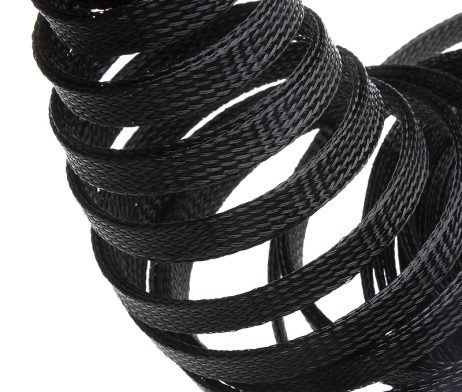 Nylon Expandable Braided Sleeve for Wire Protection