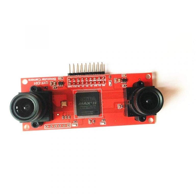 OV2640 Binocular Camera Module CMOS STM32 Driver 3.3v 16001200 for 3D Measurement with SCCB Interface
