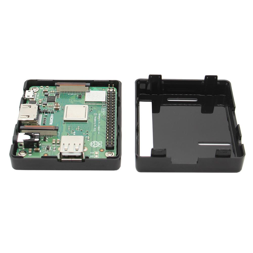 Plastic ABS Case Box for Raspberry Pi Model 3 A+ with Ventilation