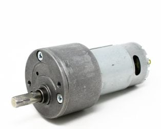 RS-50 DC Gear Motor