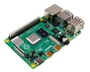 Buy Raspberry Pi 4 4GB In India