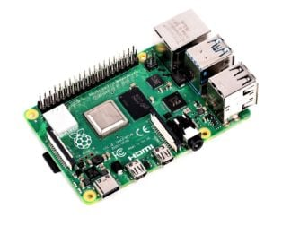 (Robu.in)Raspberry Pi 4 Model-B with 1 GB RAM