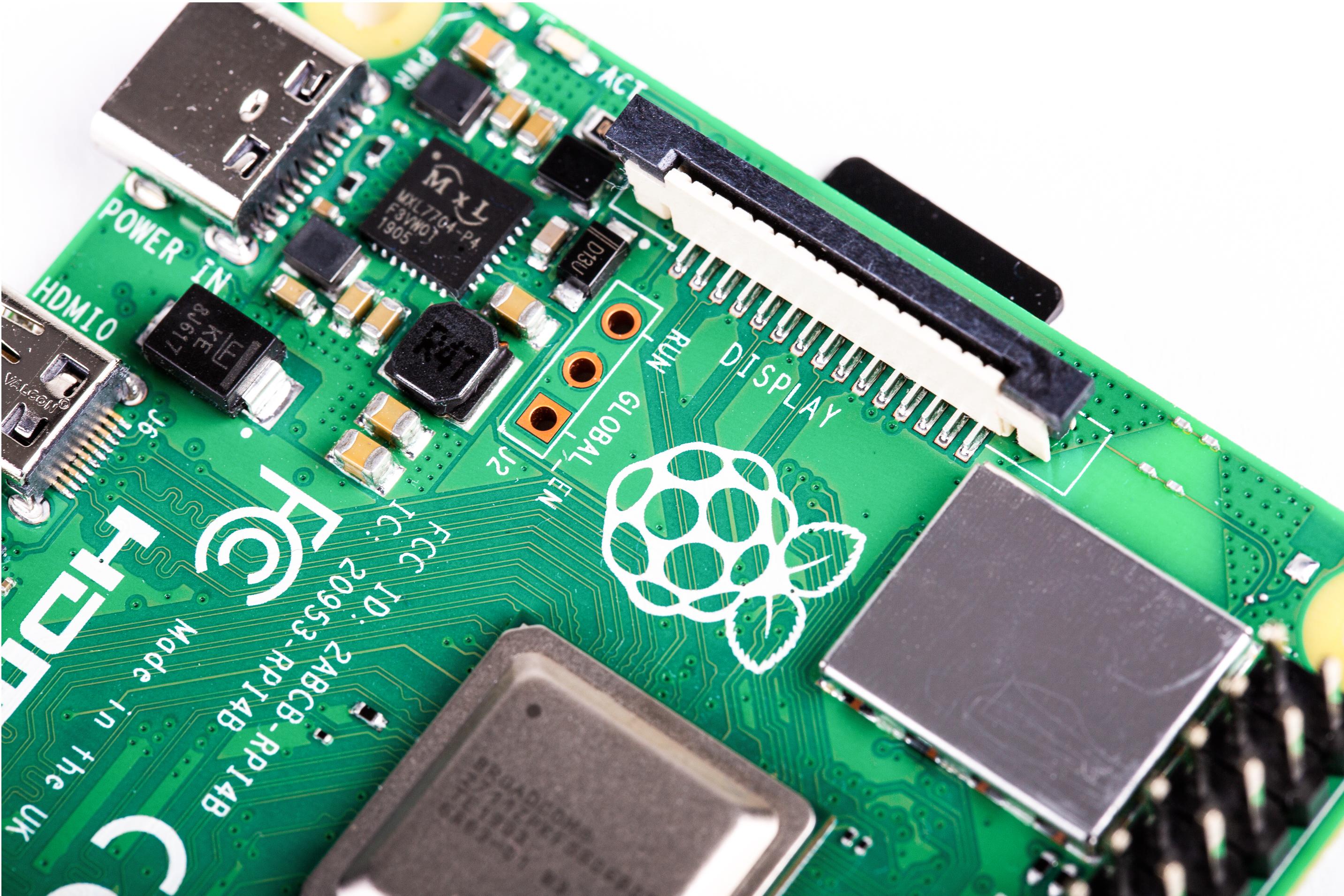 Raspberry Pi 4 Model-B 4GB RAM