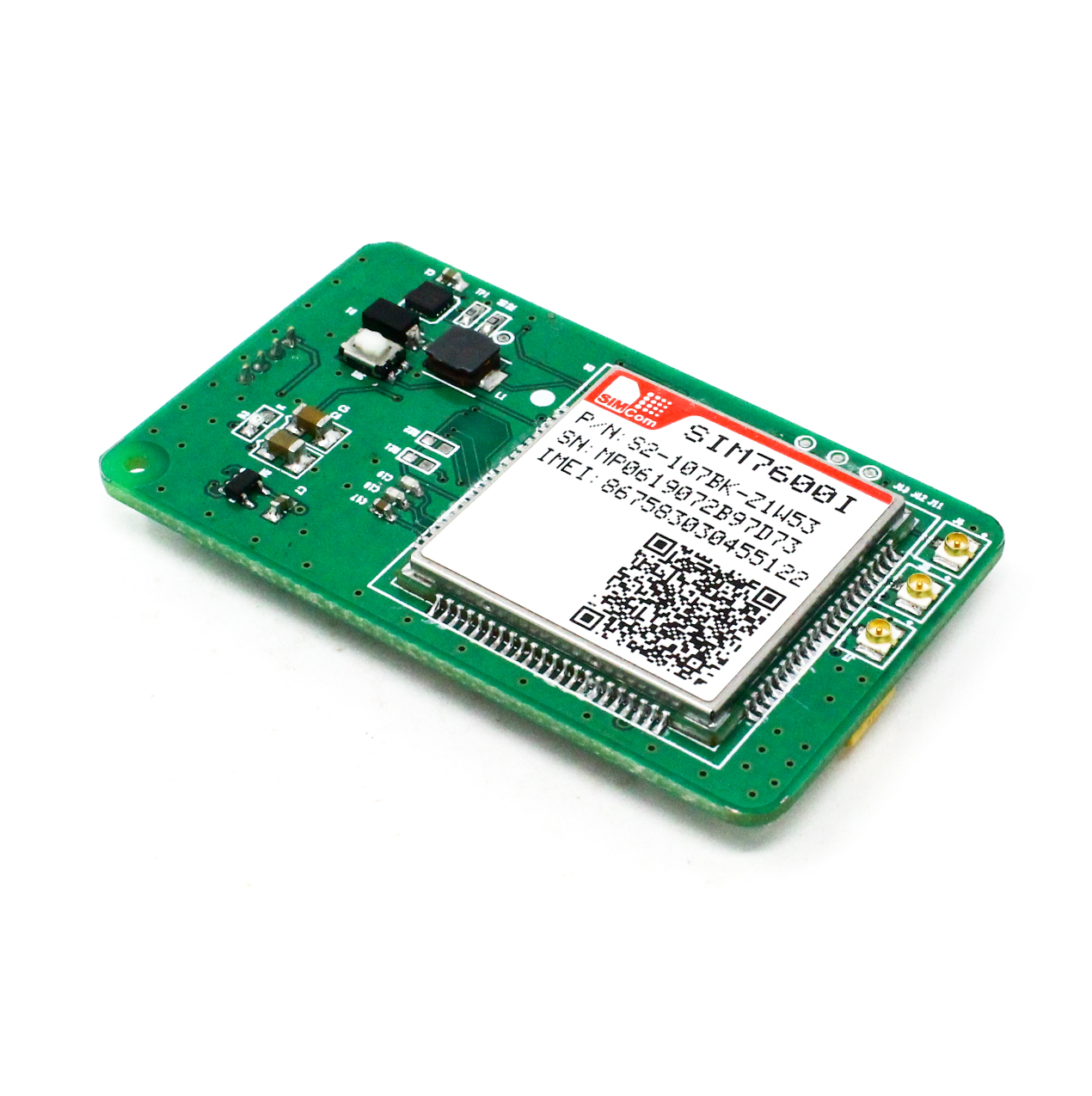 SIM7600I 4G LTE Breakout Board High-Speed Module GPS/GNSS IOT board -  Robu in | Indian Online Store | RC Hobby | Robotics