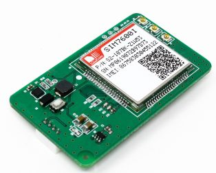 SIM7600I 4G LTE Breakout Board High-Speed Module GPSGNSS IOT board