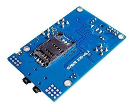 SIM808 GSMGPRSGPS Bluetooth Compatible Development Board With GPS Antenna (Arduino and Raspberry Pi Compatible)