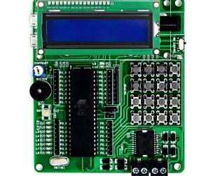 Olimex PIC32-PINGUINO-MICRO ARDUINO like PIC32MX440F256H USB OTG