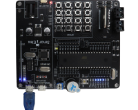 SmartElex AT89S52 Development Board.