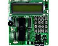 SmartElex AT89S52 Development Board with LCD
