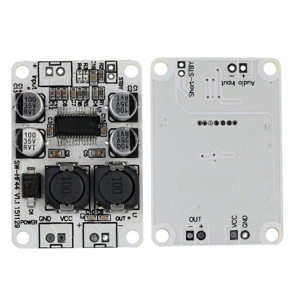 TPA3110 Mono Channel Digital Amplifier Board 30W Power Amplifier Module