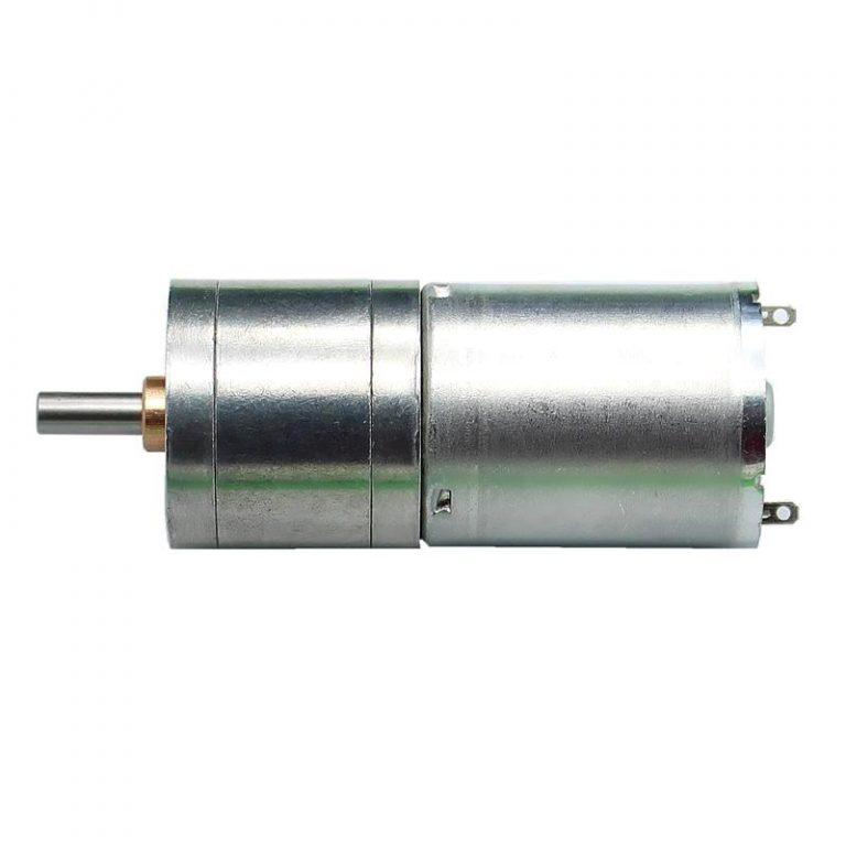 25GA-370-35 RPM DC Gear Motor