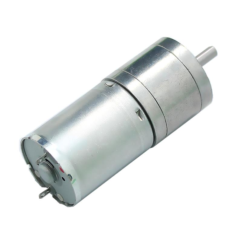 25GA-370-6V-12 RPM DC Gear Motor - Robu in | Indian Online Store | RC Hobby  | Robotics