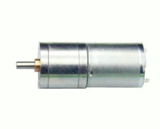25GA-370-24V-280 RPM DC Gear Motor