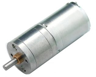 25GA-370-24V-12 RPM DC Gear Motor