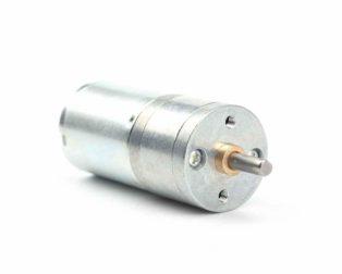 25GA-370-6V-12 RPM DC Gear Motor