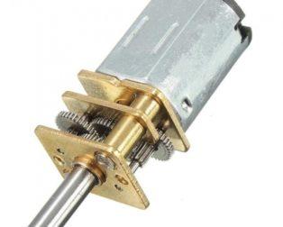 Micro Gear Motors