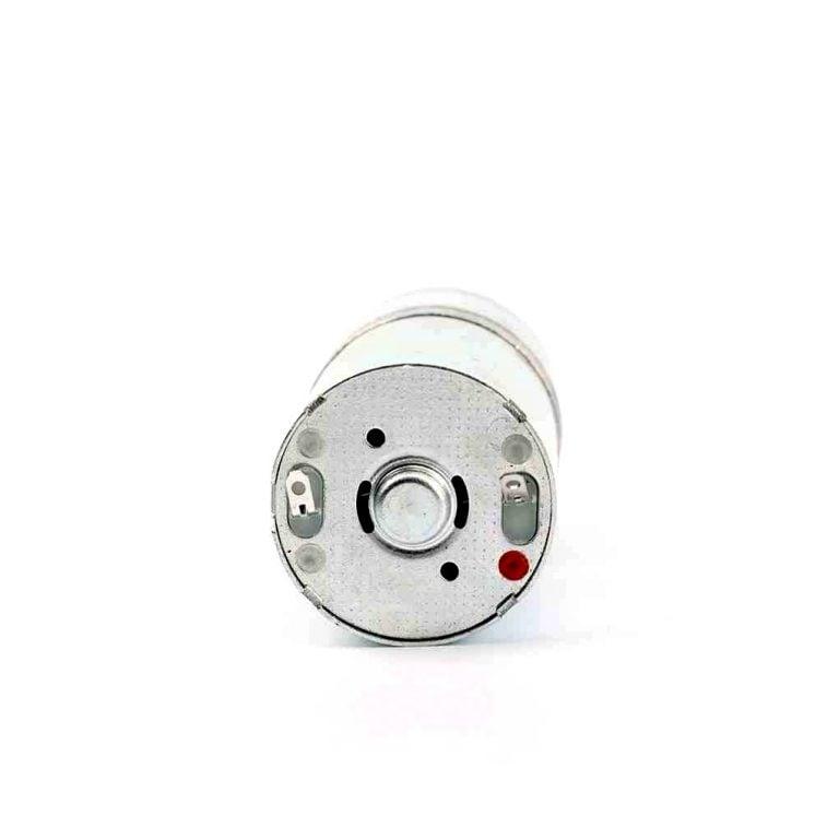25GA-370-6V-26 RPM DC Gear Motor