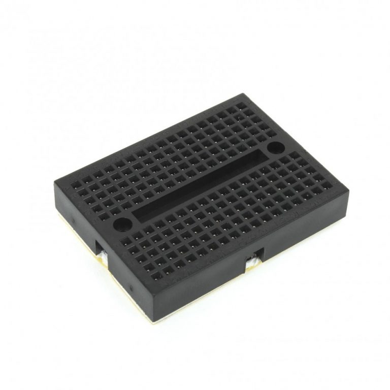 Mini Breadboard Black