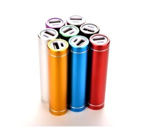 18650 Battery 5V USB Metal Power Bank Case