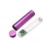 18650 Battery 5V USB Metal Power Bank Case