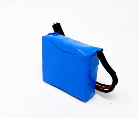 18650 Li-ion 2000mAh 11.1v 3S Protected Battery Pack