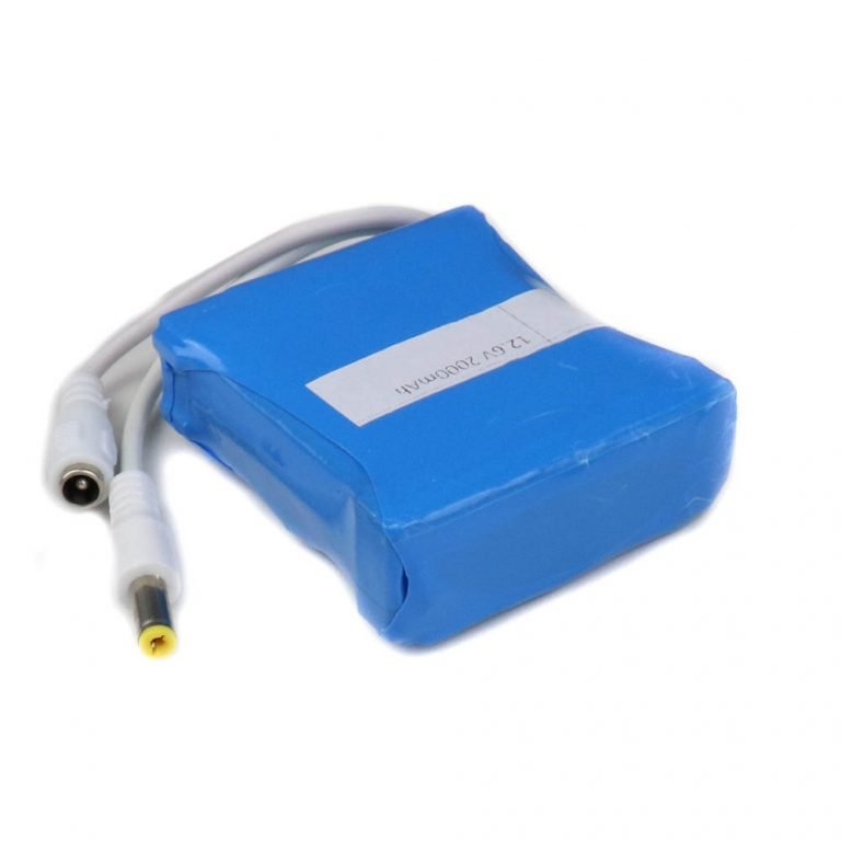 18650 Li-ion 2000mAh 11.1v 3S1P Protected Battery Pack