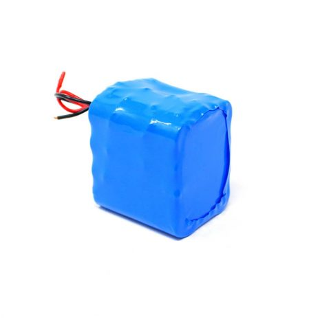 18650 Li-ion 7500mAh 14.8v 4S4P Protected Battery Pack-3c