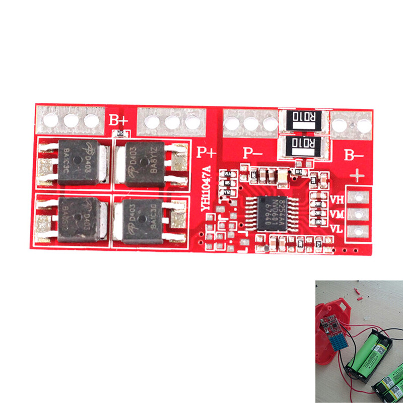 4S High Current up to 30A Lithium Battery Protection Board four Series of  14 8V 16 8V - Robu in | Indian Online Store | RC Hobby | Robotics