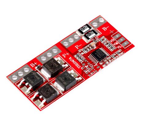 4S High Current up to 30A Lithium Battery Protection Board
