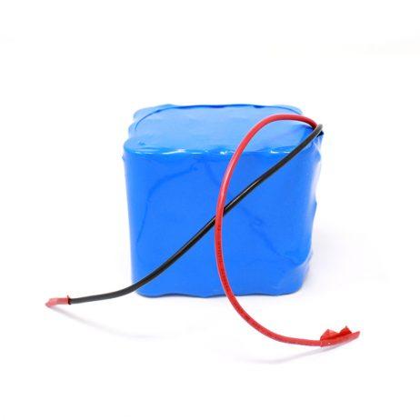 18650 Li-ion 6000mAh 14.8v 4S3P Protected Battery Pack-1c