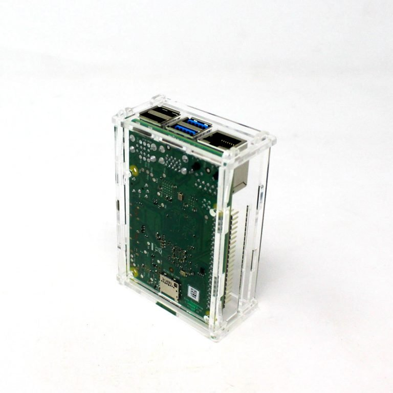 Acrylic Case for Raspberry PI 4B