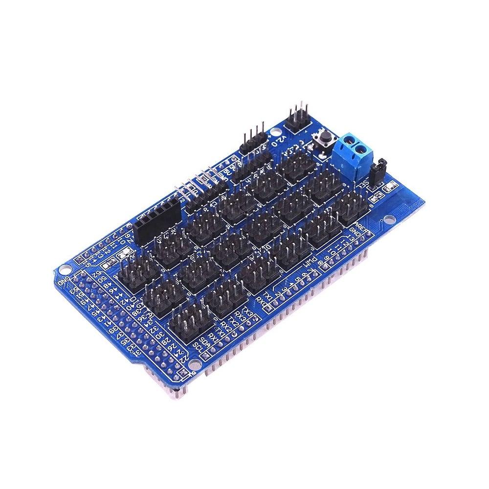 Arduino Mega 2560 R3 Sensor Shield V2.0