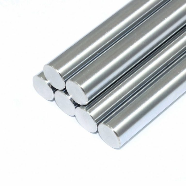 Chrome Plated Smooth Rod