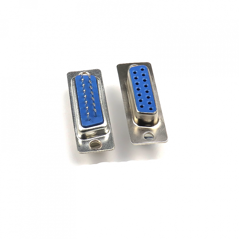 DB15 Female Welded Connector