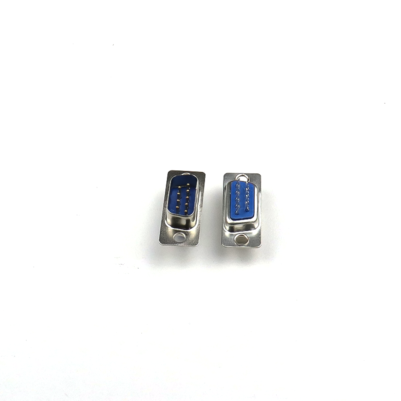 DB9 Male Welded Connector