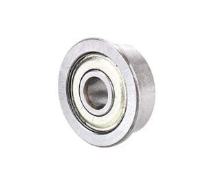 F624ZZ Flanged Ball Bearing