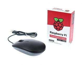 Official Raspberry Pi Mouse
