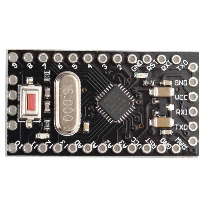 Pro Mini ATMEGA328P 5V16M Updated Version