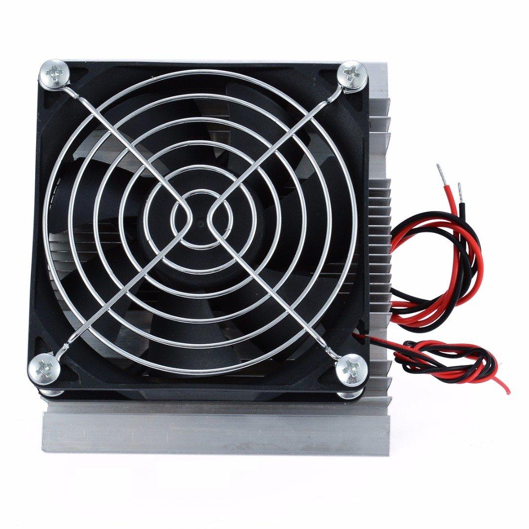 Peltier cooling kit