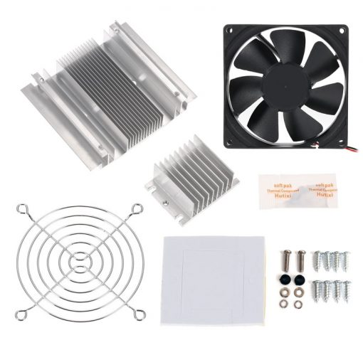 Peltier cooling kit