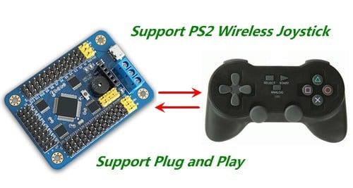 USB 32Ch Servo Motor Controller Board